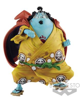 Figurine - One Piece - Jinbei - King Of Artist - Banpresto