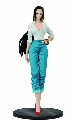 Figurine - One Piece Jeans Freak The Last World Boa Hancock 21 cm