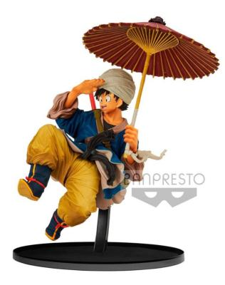 Figurine - Dragon Ball Z - BWFC - Colosseum 2 Vol.5 - Son Goku - 18 cm