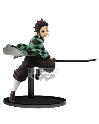 Figurine - Kimetsu no Yaiba (Demon Slayer) - Vibration Stars - Tanjiro Kamado - 15 cm