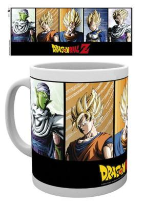 Mug - Dragon Bal Z - Moody - 300 ml