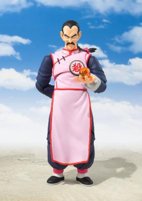 Figurine - Dragon Ball - S.H. Figuarts - Tao Pai Pai - Tamashii Web Exclusive - 15 cm