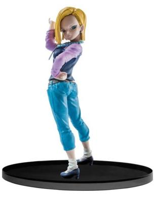 Figurine - Dragon Ball Super - SCultures Big Budoukai Android 18 - 17 cm
