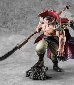 Statuette - One Piece PVC Excellent Model P.O.P. Neo Maximum - Whitebeard - Edward Newgate 30 cm