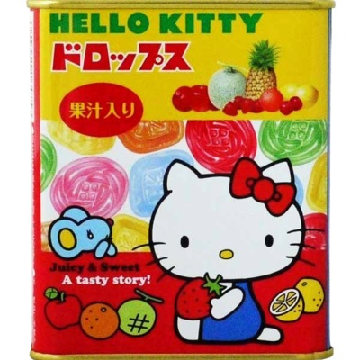 Sakuma Drops - Hello Kitty - 75 g