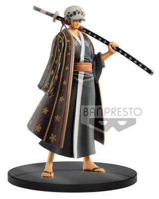 Figurine - One Piece - DXF Grandline Men - Wanokuni Vol. 3 - Trafalgar Law - 17 cm