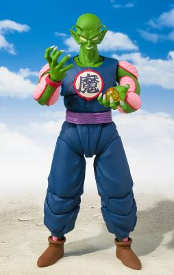 Figurine - Dragon Ball - S.H. Figuarts - Demon King Piccolo (Daimao) Tamashii Web Exclusive
