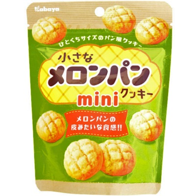 Mini Melon Pan - 41g