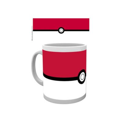 Mug - Pokemon - Pokeball - 300 ml